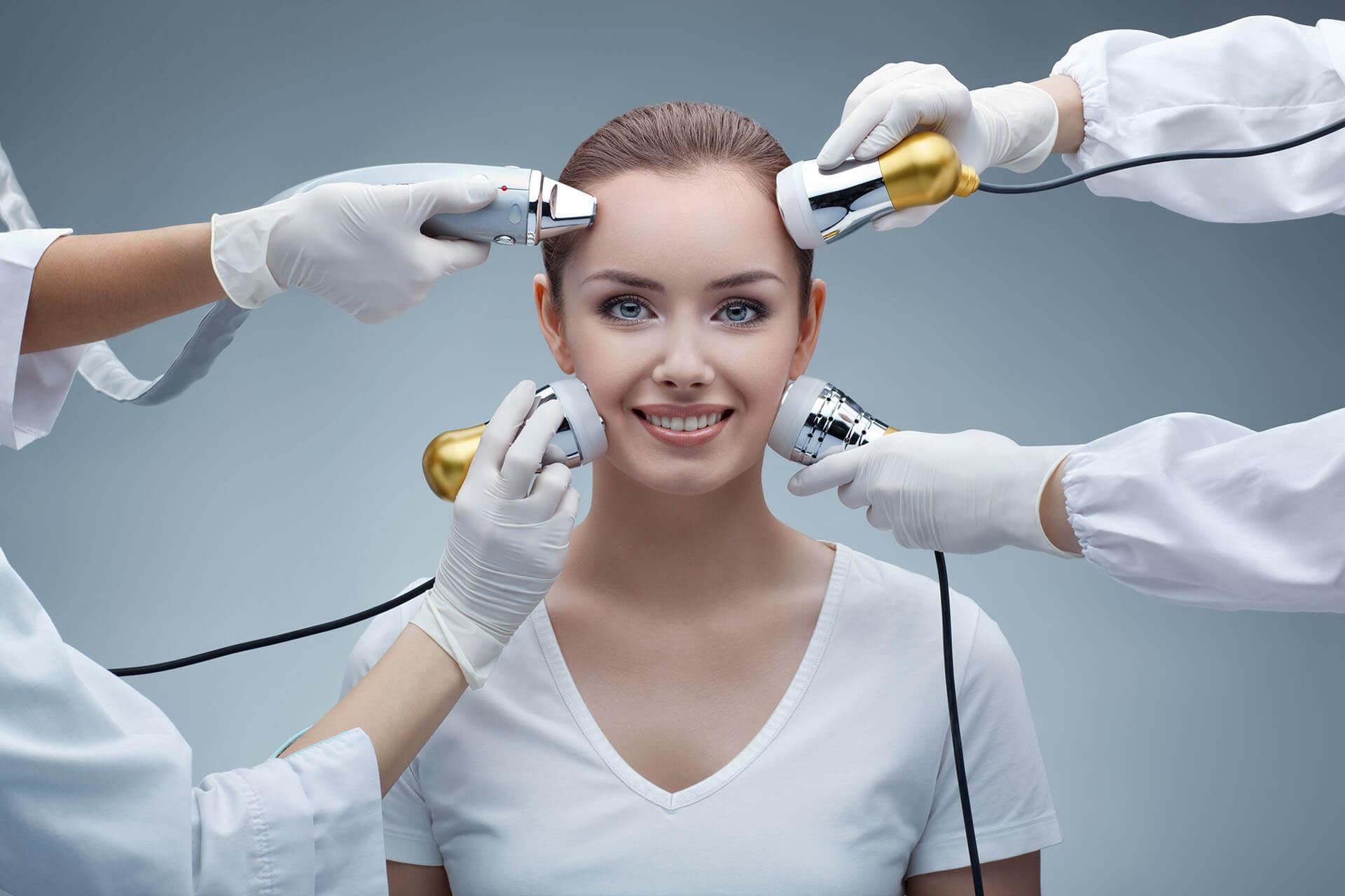 аппаратная косметология в минске