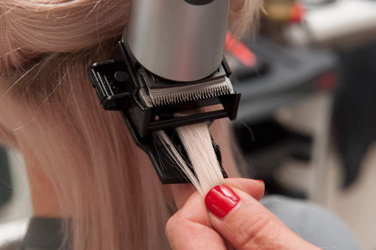 полировка волос в минске